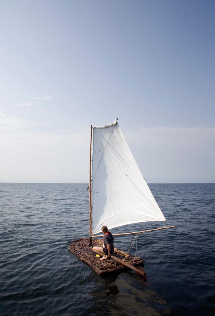 Antti Laitinen, Bark Boat