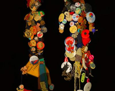 Catherine Haines, Navy Doll Badge
