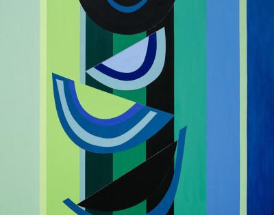 Terry Frost, Green Below