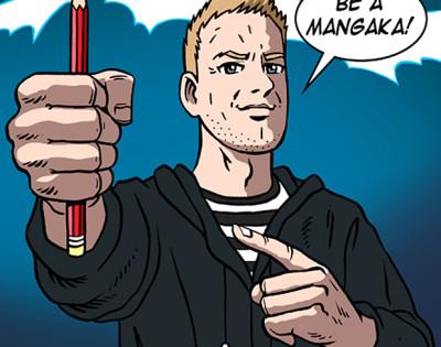 Be a Mangka