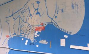 Sam Bassett Map of Penzance