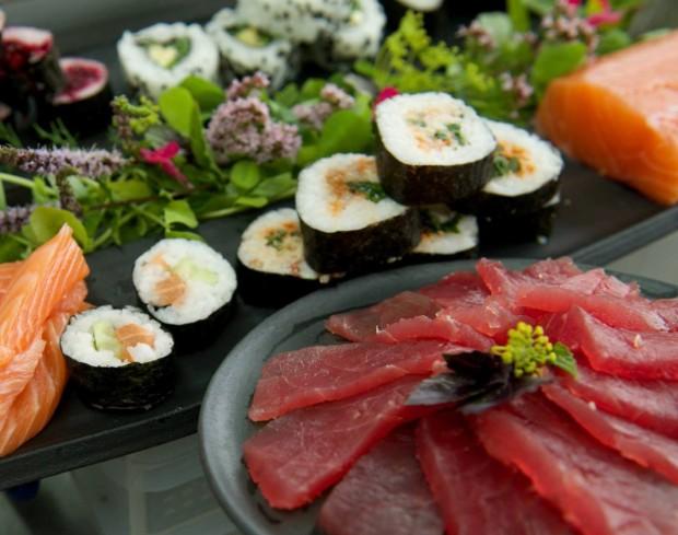 Sushi by Cornish Fusion Fish