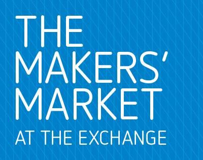 The Maker's Market at The Exchange graphic