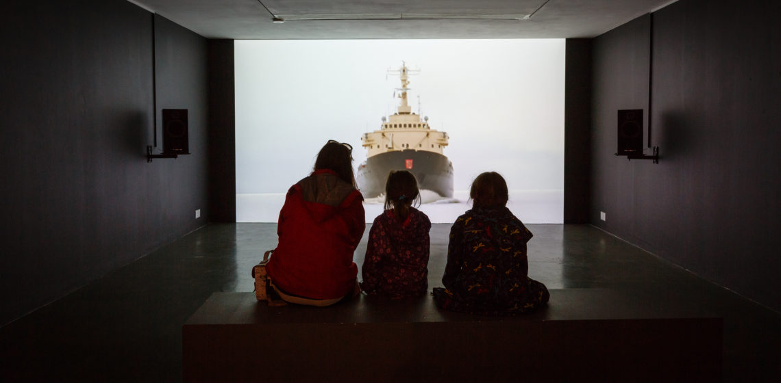 In Search of the Miraculous at Newlyn Art Gallery Photo: Steve Tanner