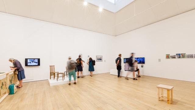 Craftschool at Newlyn Art Gallery