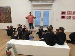 Newlyn School pupils