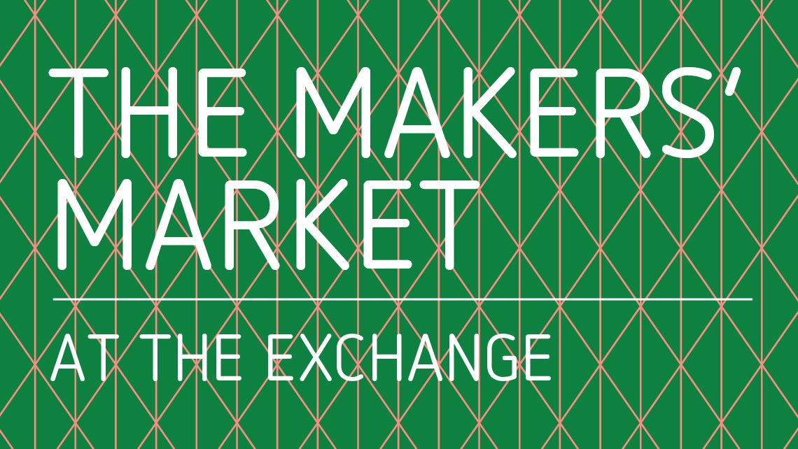 The Makers' Market at The Exchange in penzance