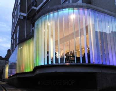 The Exchange, art gallery in Penzance