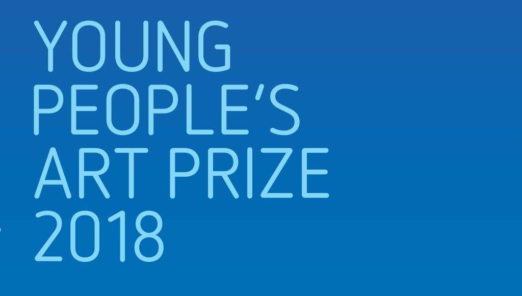 Young People's Art prize 2018 competitin at The Exchange, Penzance