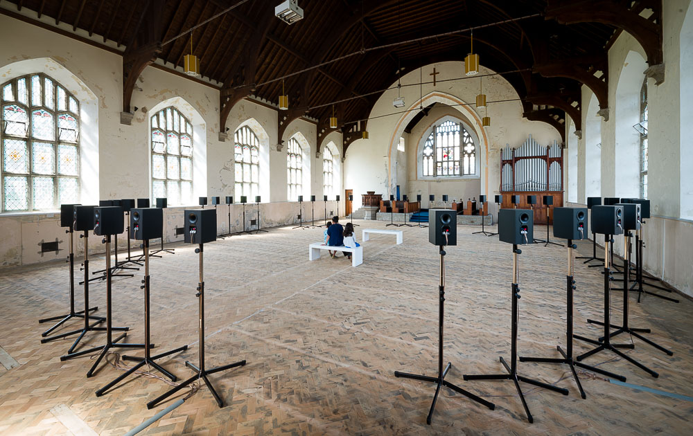 Forty Part Motet at Richmond Chapel, Penzance