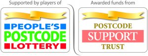 Logo for People's Postcode Lottery