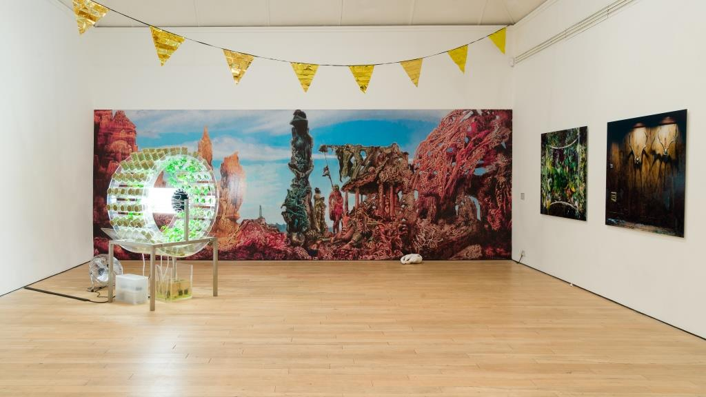 Europe After The Rain, at Newlyn Art Gallery, curated by Simon Faithfull